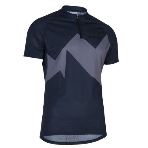 Trimtex Rapid O-Shirt steelblue