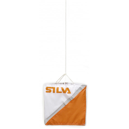 Silva control O flag with reflector 15x15cm