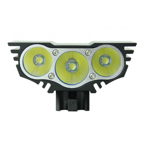 Headlamp SV B33 + battery + head mount + carrying strap