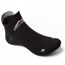 MoreMiles Running Socken Socklets schwarz