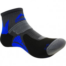 MoreMiles Running socks Oregon blau