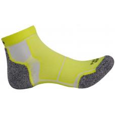Moremiles Running Socken New york gelb