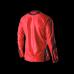 Noname O Top red black longarm