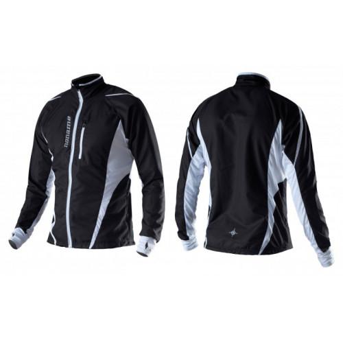 Noname Running Jackets black white