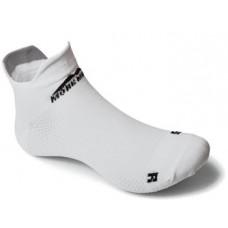 MoreMiles Running Socken Socklets weiß