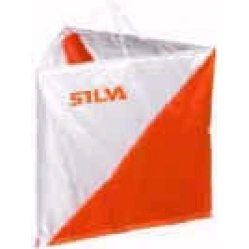 O-Control Flag 30x30cm Silva