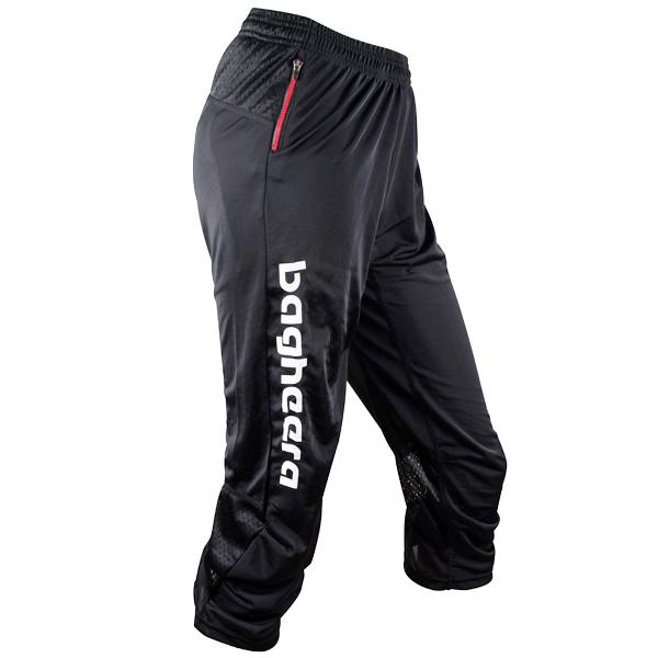 3/4 O-trousers black race