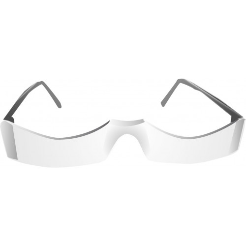Vapro downcutted glasses