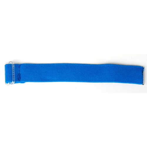 Sportident elastic band blue