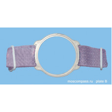 Armband Moscow compass