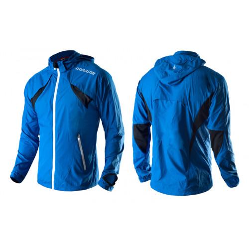 Noname Running jacket blue