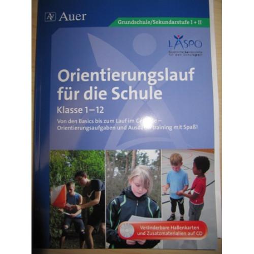Orienteering for schools