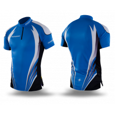 O-Laufshirt noname Combat Race blau