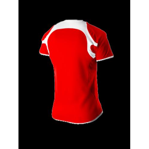 Noname Running Shirt red white