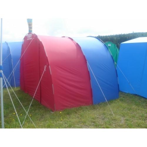 Tent 2 segments