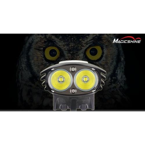 Headlamp SV B22 + battery + head mount + carrying strap